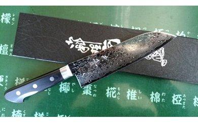 岐阜の伝統関の刃物 洋包丁(三徳包丁170㎜)