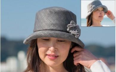 [№5875-0235]髪と地肌に優しいシルク帽子「紡氣」