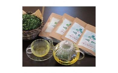 モリンガ茶〈2パック〉&モリンガパウダー〈2パック〉セット(熊本県天草産100%)