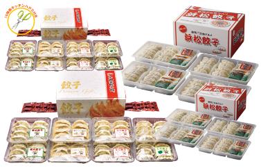 【60025】餃子冷凍餃子食べ比べご当地2種2セットおまけ付