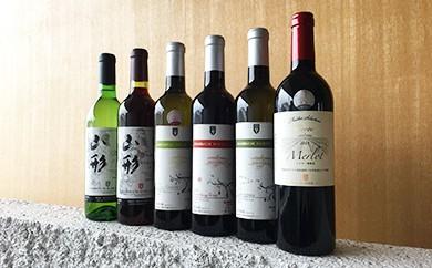 【厳選の品】朝日町ワイン プレミアムアソート辛口セット