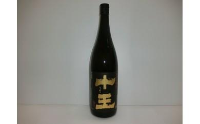 A-110 みろく酒造芋焼酎十王1800ml 1本
