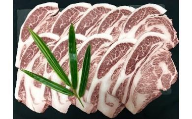 【D01008】鹿児島県産黒毛和牛リブロースステーキ約3kgセット
