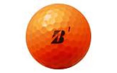 【12023】ブリヂストンゴルフボール TOUR B JGR 橙1ダース
