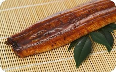 3-047 うなぎ蒲長焼、きざみセット