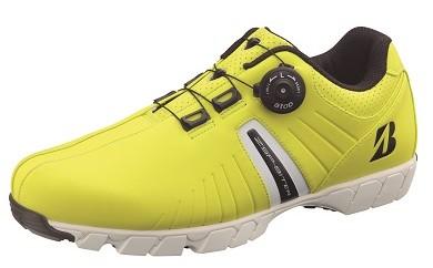 【32009】ブリヂストンSHG75L ゴルフシューズ限定色 緑25.5