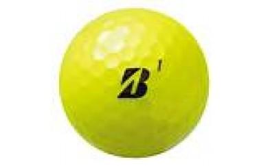 【12022】ブリヂストンゴルフボール TOUR B JGR 黄1ダース