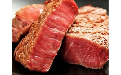 【0160-0085】飛騨牛最高ランク5等級のヒレステーキ(テート)3枚を2回お届け