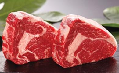 [№5653-0171]オーストラリア産 牛レンガステーキ(ロース)400g×2枚