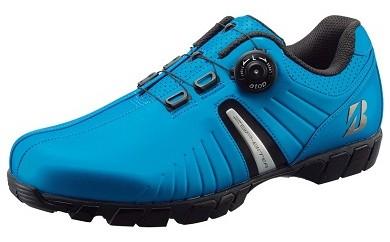 【32017】ブリヂストンSHG75L ゴルフシューズ限定色 青26.5