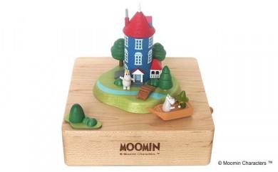 北欧 ムーミン Music box オルゴール (ムーミンハウス)