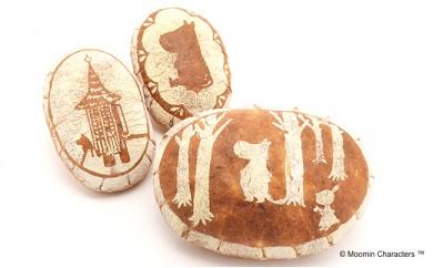 【ムーミン基金限定】ポンパドウル ライ麦入りフランスパン 3柄セット