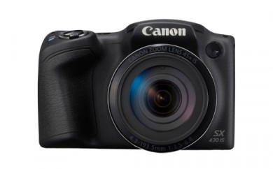 No.099 キヤノン デジタルカメラ PowerShot SX430 IS、8GB SDカード付