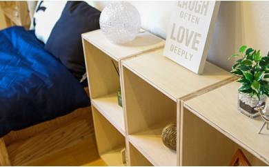 北海道育ちの木材を使った宮大工特製「WOOD BOX 360 S」