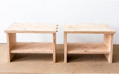 北海道育ちの木材を使った宮大工特製「Free style box」