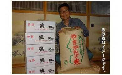 0098-003 自然栽培7年目のササニシキ玄米、分付米、5kg