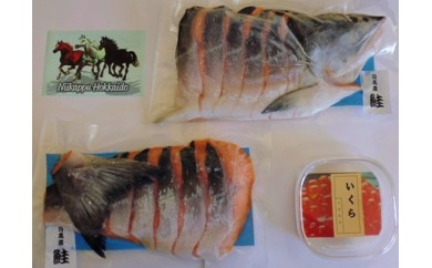 39 秋鮭親子セット 15,000円