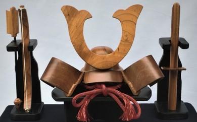 60-2 木製兜 Aタイプ