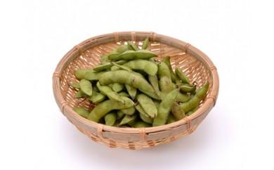 417 朝採り枝豆 湯上り娘 約2.4kg