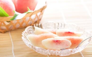 [№5915-0276]信州小諸産「浅間水蜜桃」みつおかのもも約5kg【川中島白桃】