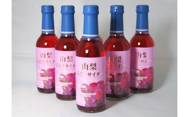 山梨ぶどうサイダー 240ml瓶×20本入