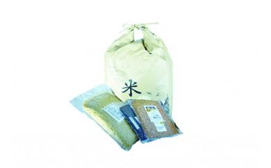 B-7お米・玄米 【地域交流館】田布施 美味しいお米セット