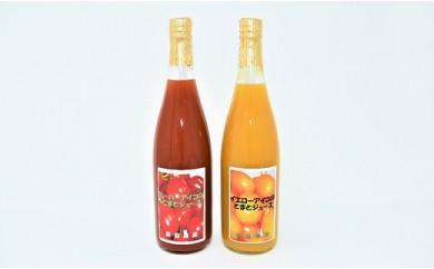 [10-102]北海道浦河産 完熟スーパーアイコのとまとジュースセット
