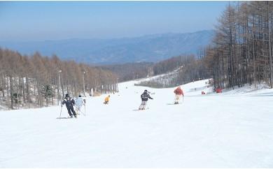 小海リエックス平日限定スキー宿泊パック