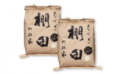 【期間限定】もてぎのお米おいしい「棚田米」10kg