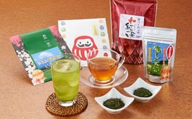 愛鷹山のお茶詰め合わせ