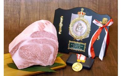 とちぎ和牛「匠」 最優秀賞受賞牛 ステーキ用サーロイン