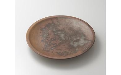 窯変丸盛皿(丹誠窯)