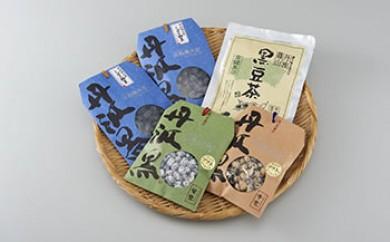 丹波篠山のお茶菓子セット