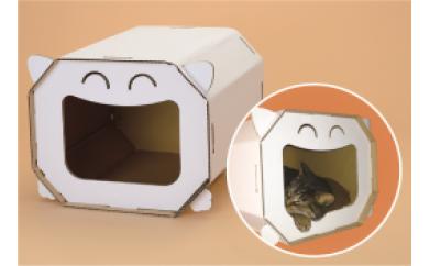 にゃんハウス「ボックスタイプ」2箱