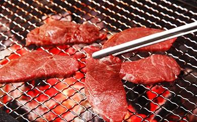 「隆之国」黒毛和牛モモ肉&鹿児島黒豚バラ肉の焼肉セット