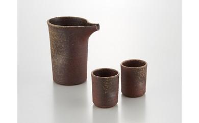 酒器セット(信水窯)