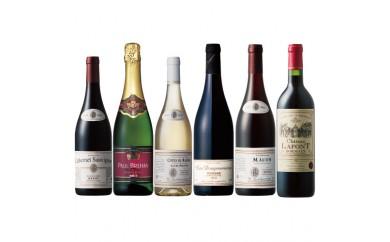 フランスワイン6本セット