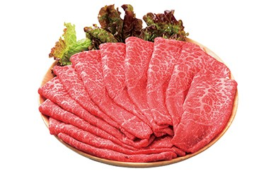 超特選牛モモスライス(すき焼き用) 4等級 500g