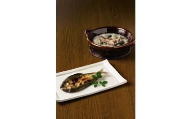 〈岐阜・泉屋〉 天然鮎の干物と鮎ぞうすい詰合せ