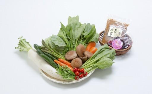 B2901-01 【季節限定】旬の新庄産農産物詰合わせ