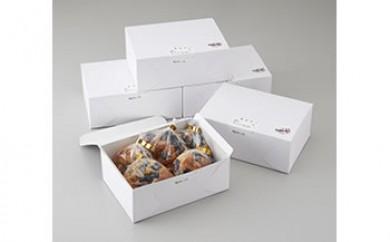 黒豆パン お得な5個セット ×5箱