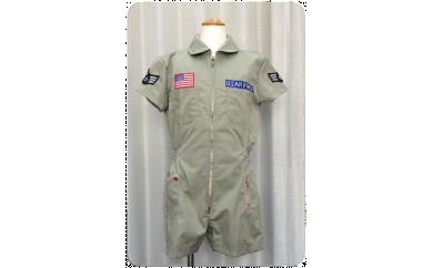 【アメリカ空軍・ベージュ】子供用ミリタリースーツ