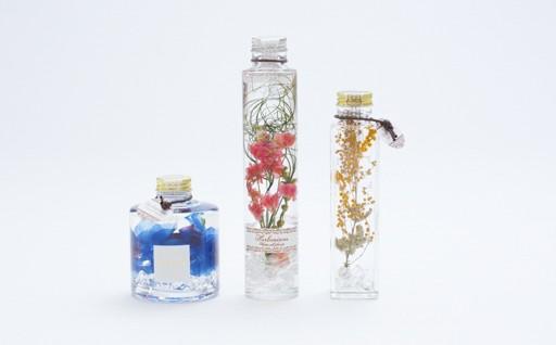 F2928-04 お花屋さんが選ぶ花植物 ハーバリウムセット