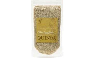 NASAが『21世紀の主要食』と認めた高栄養雑穀キヌア