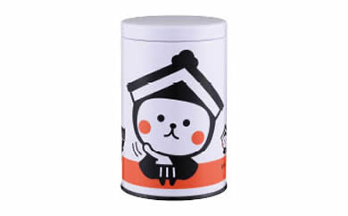 とち介の缶入り健康茶80g×1缶