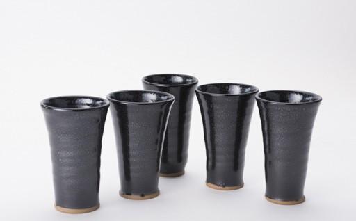 R2912-01 伝統工芸「新庄東山焼」 フリーカップセット