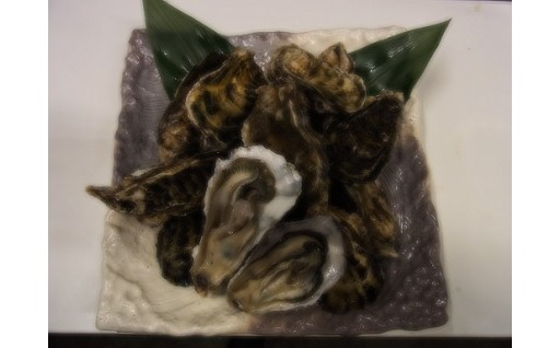 A013 宮城県産殻付カキ