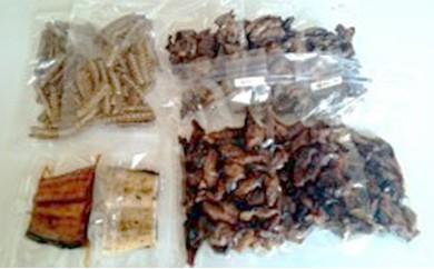 鹿児島県大隅産 千歳鰻の絶品おつまみセット