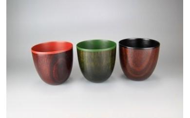 桐の器カラーロックグラス