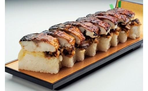 [A-5001] 売り切れ続出!寿司屋こだわりの焼き鯖棒寿司 & 押し寿司セット